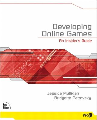 Cover image for Developing online games : an insider's guide