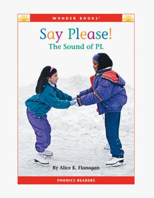 Cover image for Say please! : the sound of PL