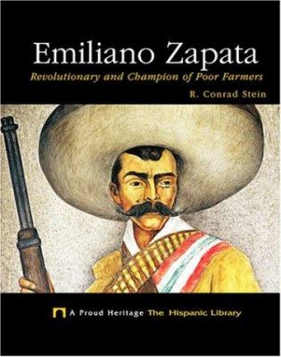 Cover image for Emiliano Zapata : revolutionary and champion of poor farmers