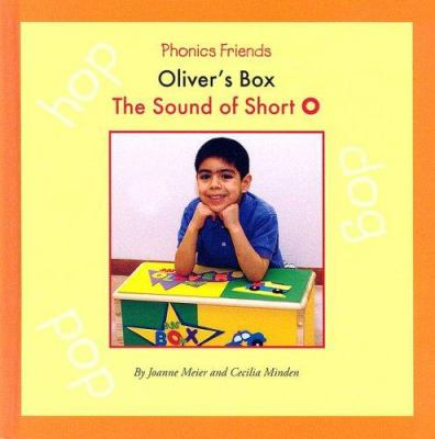 Cover image for Oliver's box : the sound of short O