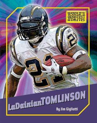 Cover image for LaDainian Tomlinson
