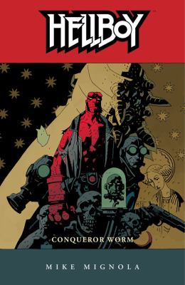 Cover image for Hellboy : conqueror worm
