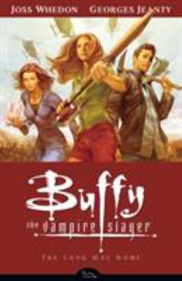 Cover image for Buffy the Vampire Slayer. Season eight, volume 1, The long way home
