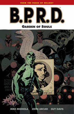 Cover image for B.P.R.D. 7, Garden of souls