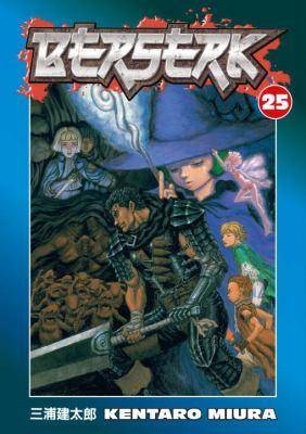 Cover image for Berserk. 25
