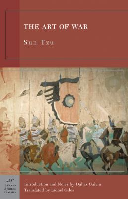 Cover image for The art of war
