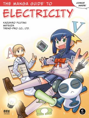 Cover image for The manga guide to electricity