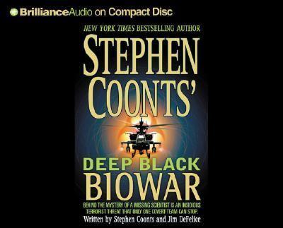 Cover image for Deep black. Biowar