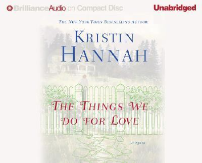 Cover image for The things we do for love