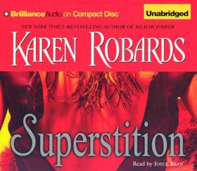 Cover image for Superstition