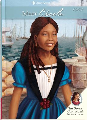 Cover image for Meet Cecile : an American girl