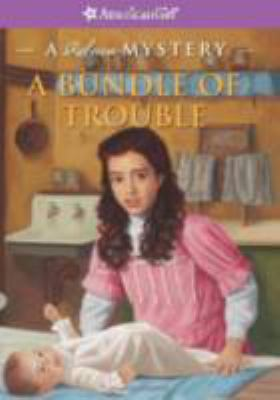 Cover image for Bundle of trouble : a Rebecca mystery