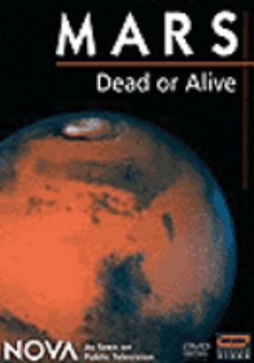 Cover image for Mars dead or alive