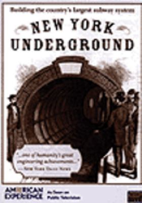 Cover image for New York underground