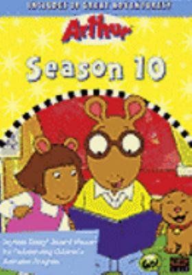 Cover image for Arthur. Season 10