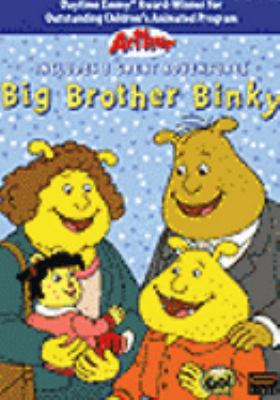 Cover image for Arthur. Big brother Binky