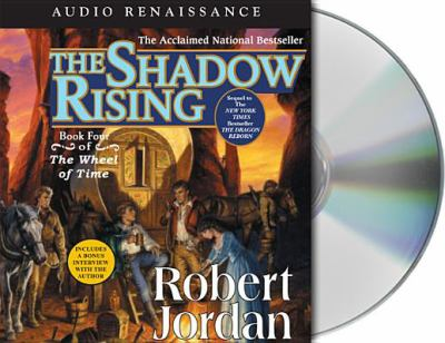 Cover image for The shadow rising