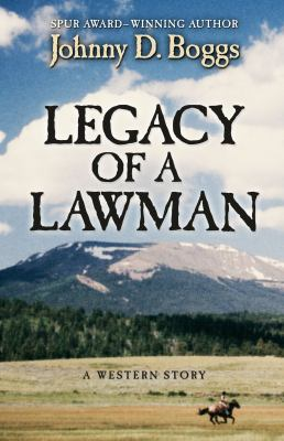 Cover image for Legacy of a lawman : a western story