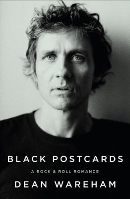 Cover image for Black postcards : a rock & roll romance