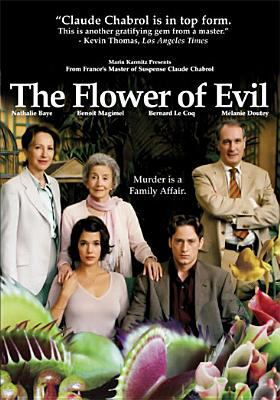 Cover image for La fleur du mal The flower of evil