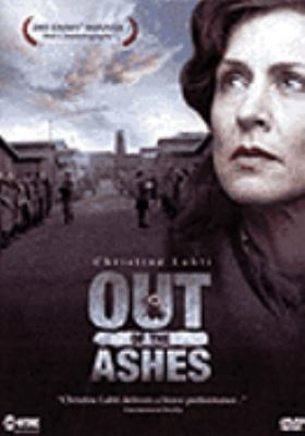 Cover image for Out of the ashes