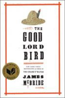 Cover image for The good lord bird