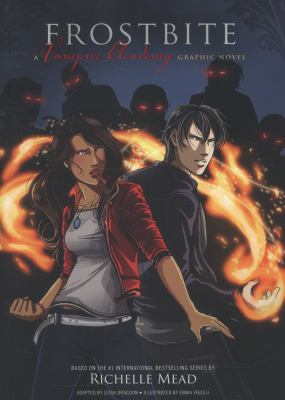 Cover image for Frostbite