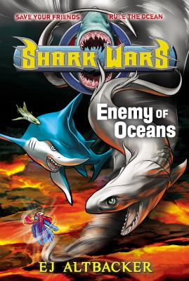 Cover image for Enemy of oceans