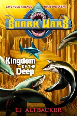 Cover image for Kingdom of the deep