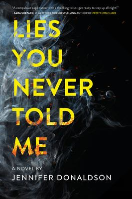 Cover image for Lies you never told me