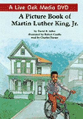 Cover image for A picture book of Martin Luther King, Jr.