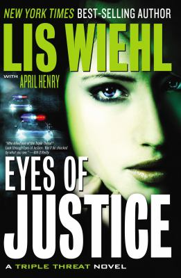 Cover image for Eyes of justice