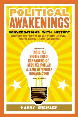 Cover image for Political awakenings : conversations with history