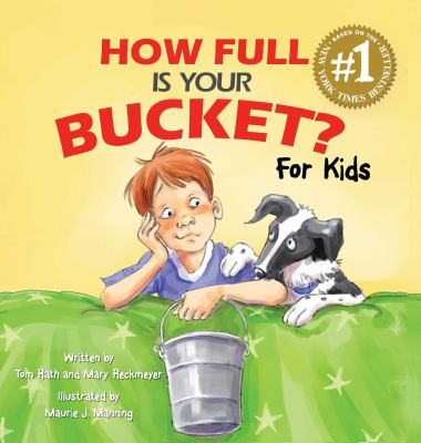 Cover image for How full is your bucket? for kids