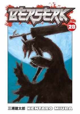 Cover image for Berserk. 28