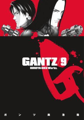 Cover image for Gantz. 9