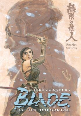 Cover image for Blade of the immortal. [23], Scarlet swords