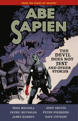 Cover image for Abe Sapien. 2, The devil does not jest and other stories