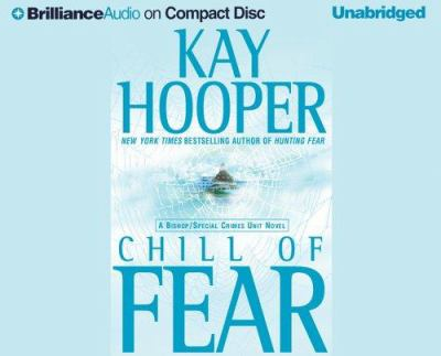 Cover image for Chill of fear