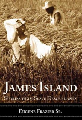 Cover image for James Island : stories from slave descendants
