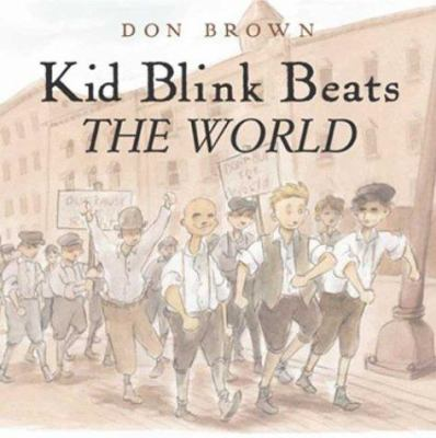 Cover image for Kid Blink beats The World