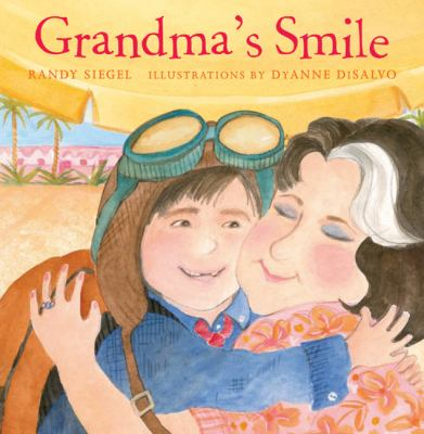 Cover image for Grandma's smile