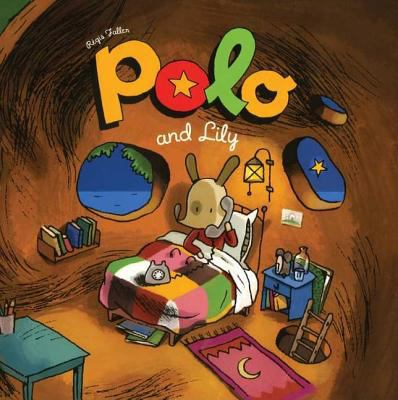 Cover image for Polo and Lily