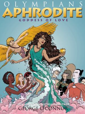 Cover image for Aphrodite : goddess of love