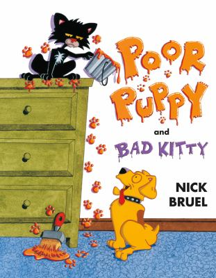 Cover image for Poor Puppy and Bad Kitty