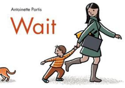 Cover image for Wait