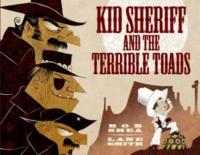 Cover image for Kid sheriff and the terrible Toads