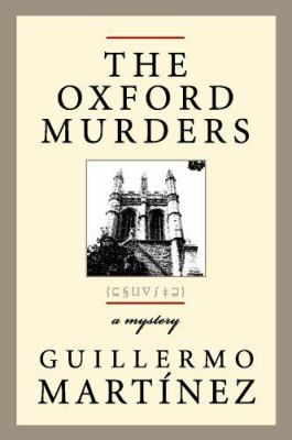 Cover image for The Oxford murders