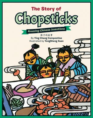 Cover image for The story of chopsticks