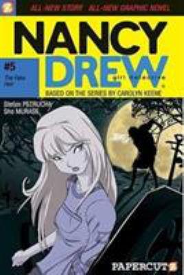 Cover image for Nancy Drew, girl detective. #5, The fake heir
